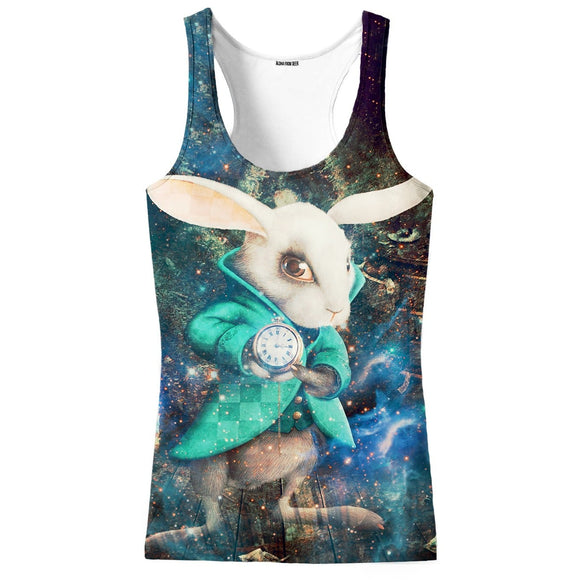 ALOHA FROM DEER - TOP / WONDERLAND (UNISEX)