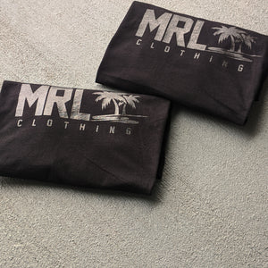 Black on Black MRL Tshirt