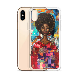 The Fortifying Woman iPhone Case