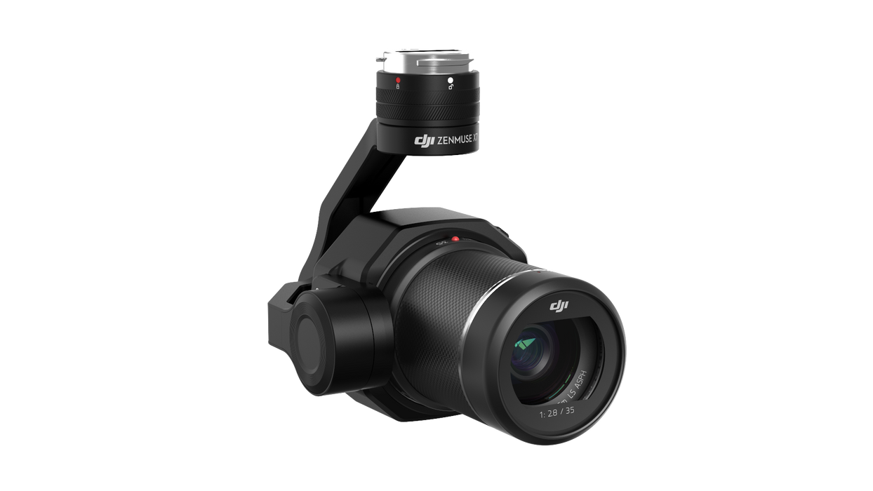 DJI Zenmuse X7 35mm F2.8 LS ASPH Lens ( Gimbal not included )