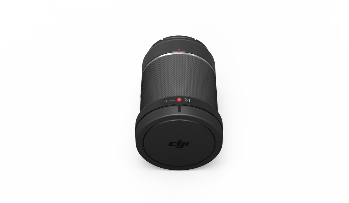 DJI Zenmuse X7 24mm F2.8 LS ASPH Lens ( Gimbal not included )