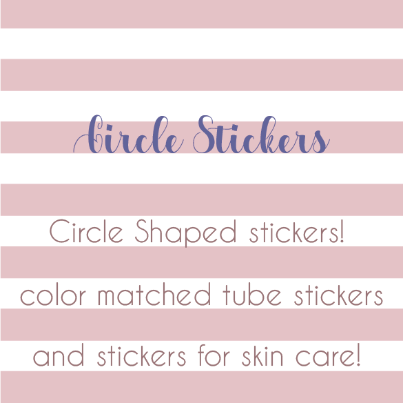 Circle Stickers