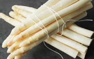 Eat March: White asparagus