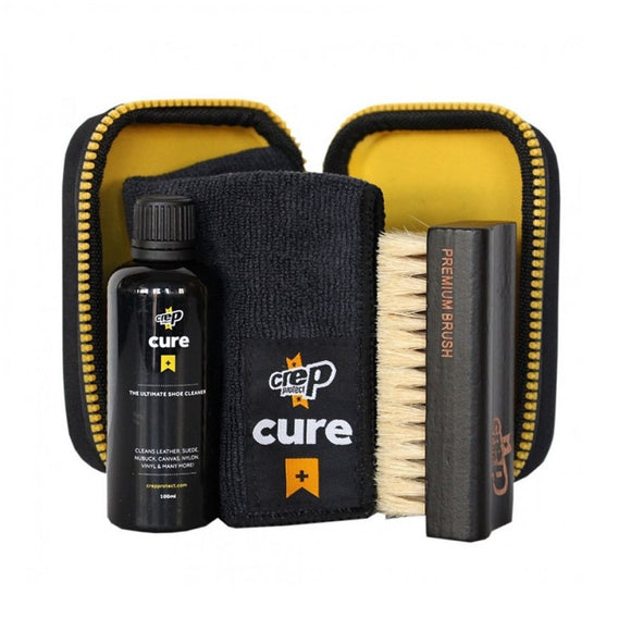 Crep Protect Cure Clean kit de curatare incaltaminte