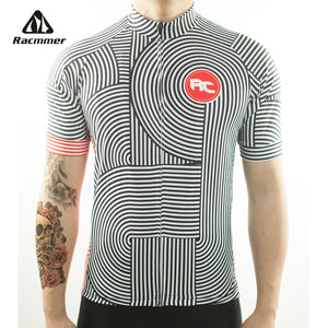 Breathable Short Sleeve Cycling Jersey for Summer Cycling