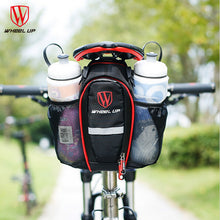 Behind the Seat Cycle Bag with 2 Bottle Pockets