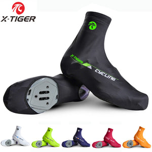 Quick Dry, 100% Lycra Cycling Shoe Covers