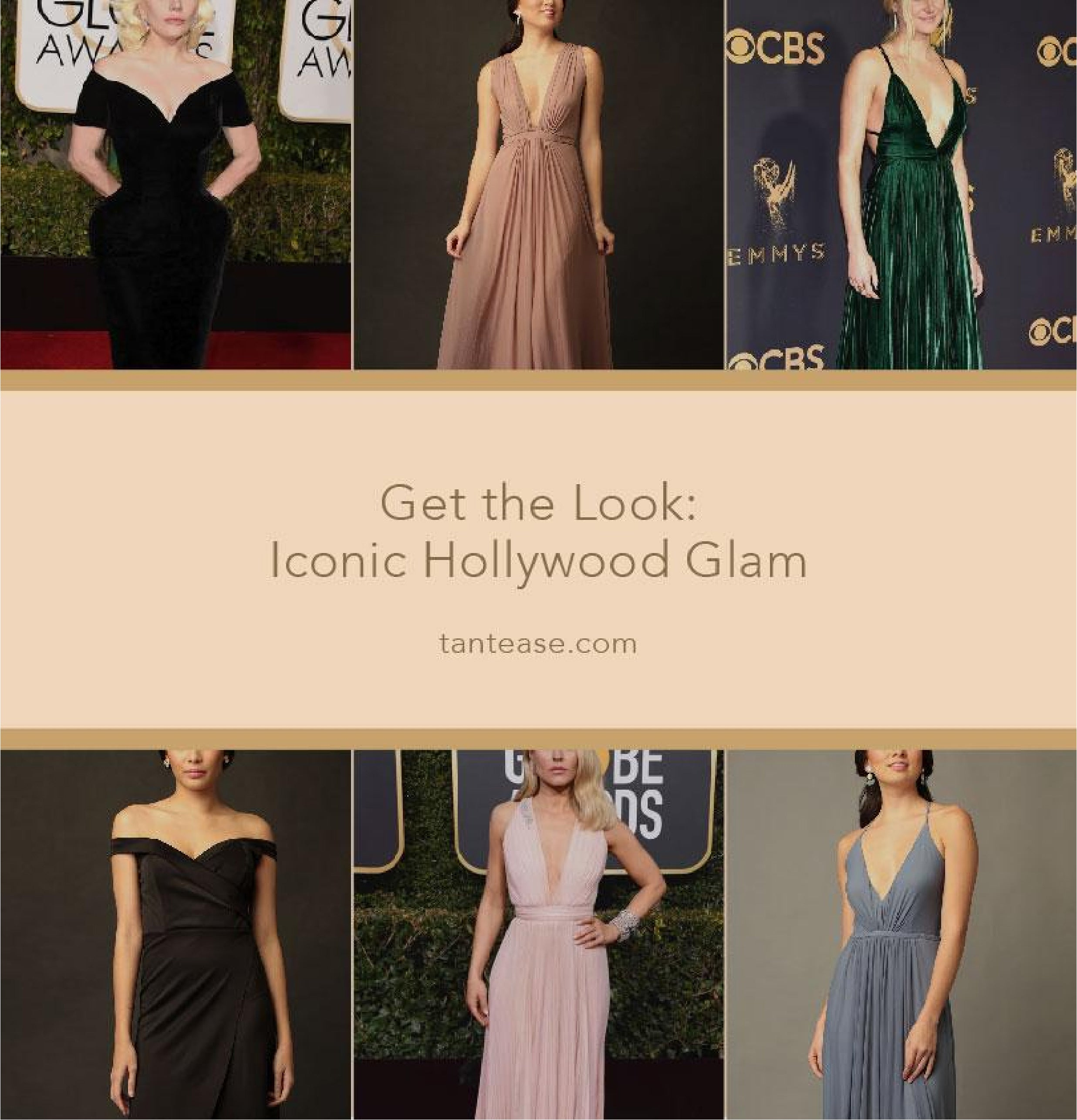 Get The Look: Iconic Hollywood Glam