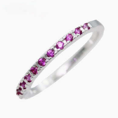 Fianit Crystal Ring