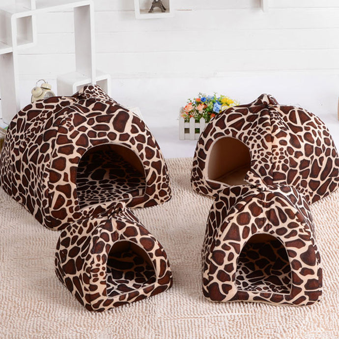 Yummy Yummy Foldable Dog/Cat House