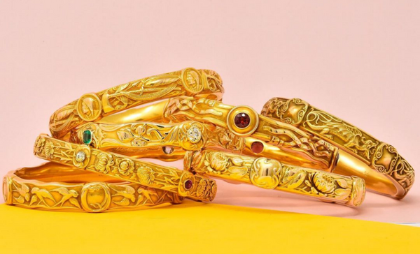Riker Brothers Bangle Bracelets - Expertly Crafted