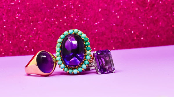 Amethyst: Bright Birthstone of February