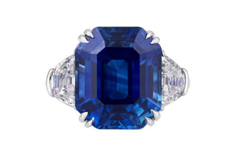 What Is A Sapphire? The Most Precious And Valuable Blue Gem Ring