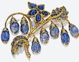Who is Rene Boivin Fine Antique Estate Jewelry Sapphires