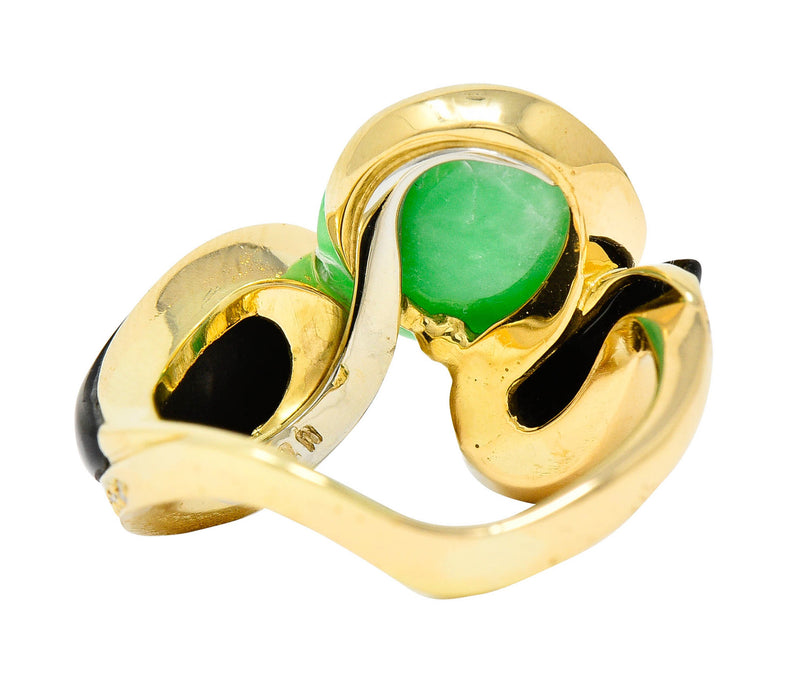 Tiffany & Co. 5.56 CTW Diamond Platinum Diamonds-By-The-Yard Star Pendant Necklace