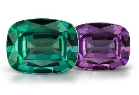 What is Alexandrite?; A Unique Color-Changing Gem how it is made