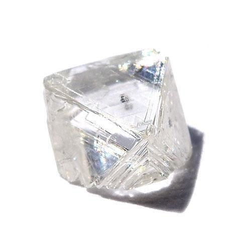 Rough Dodecahedron Diamond Gemstone Rough Trigon Clarity Characteristics