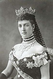 History of Edwardian Jewelry queen Alexandra