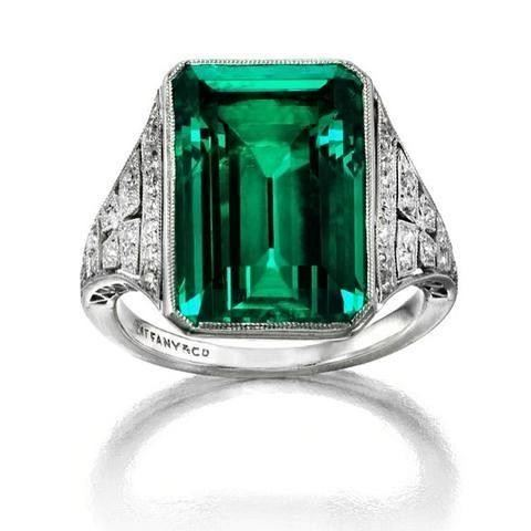 The Lure Of An Emerald: A Proud Member Of The 'Precious Four'