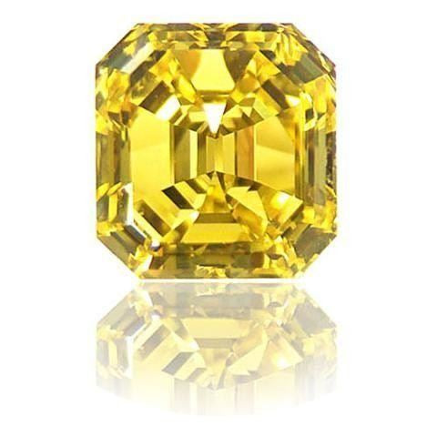What Is A Natural Fancy Color Diamond? Coming In All Styles & Colors yellow