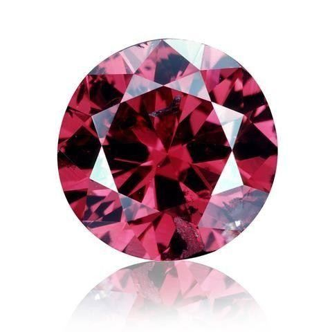 What Is A Natural Fancy Color Diamond? Coming In All Styles & Colors red