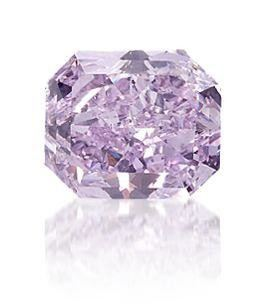 What Is A Natural Fancy Color Diamond? Coming In All Styles & Colors purple