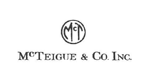 The history of mcteigue and co. Jewelry