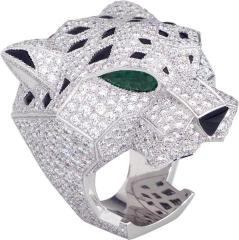 History Of The Modern Jewelry Era: Introducing Fresh And New Styles Cartier panther