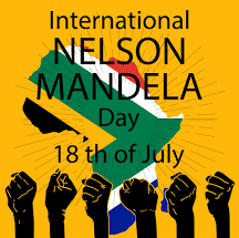 Mandela Day - 18 July 2019 - 67 Minutes