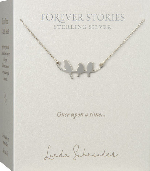 Forever Stories Birds on a Wire
