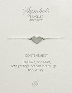 Contentment Heart