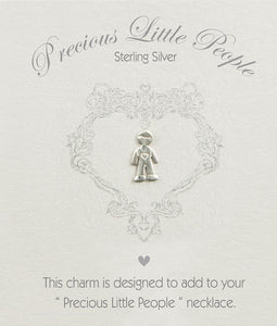 Precious Little People Boy Charm - See our special offer on Bling Babies