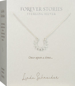 Forever Stories Sun necklace