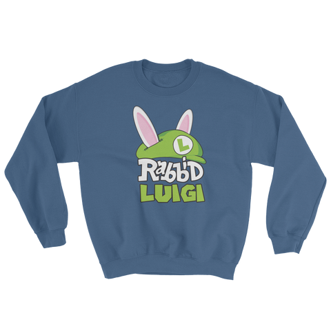 RabbidLuigi Sweatshirt