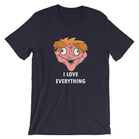 I Love Everything T-Shirt