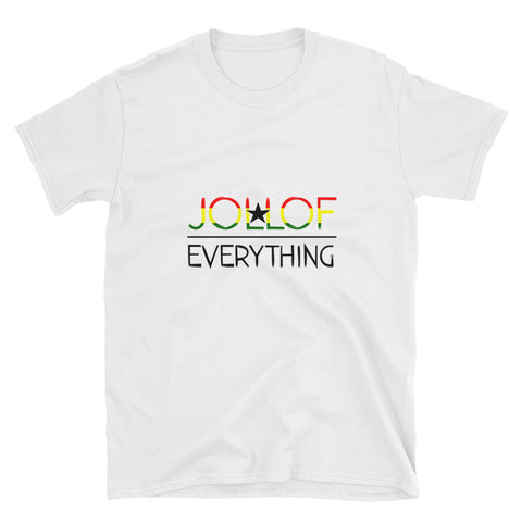 Ghanaian Jollof Everything T-Shirt