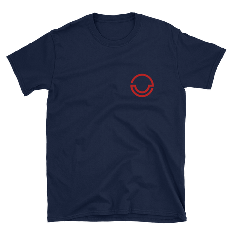 Ritual Network Logo Chest T-Shirt