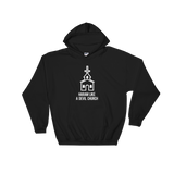 Haram Like A Devil Church Hoodie