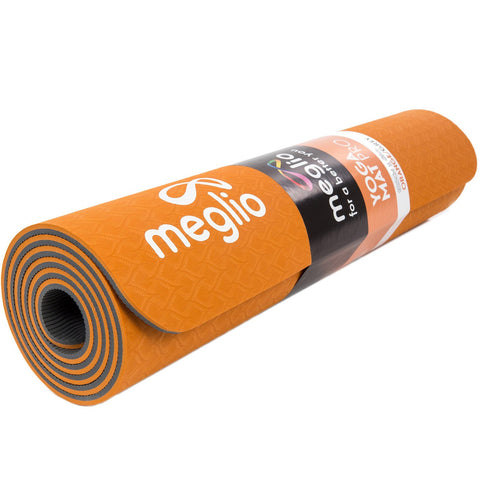 Tapis de yoga de 8mm Eco-Friendly