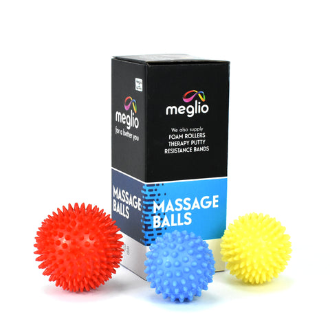Balles de massage