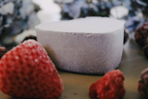 Winter Berry Body Heart Soap