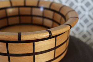 Basket Grid Bowl