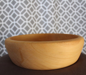 Basic Unsealed Bowl