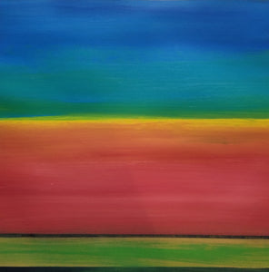 "Elaine Clark ""Color I"""