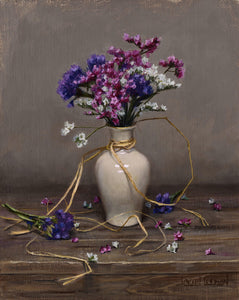 """Mini Bouquet"" by Jeanne Leemon"