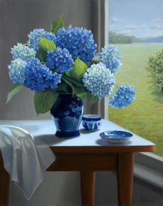 """Summer Light"" by Jeanne Leemon"