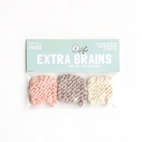 Extra Brains - Dusty Rose