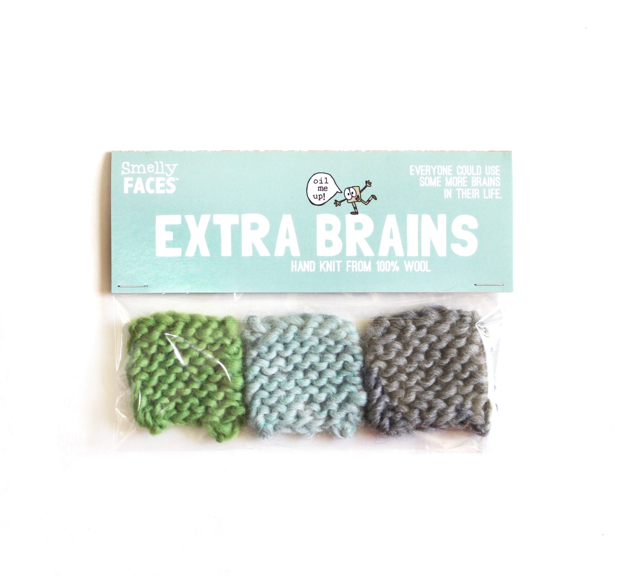 Extra Brains - Grand Adventure