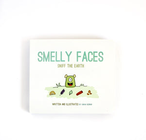 Smelly Faces Sniff the Earth