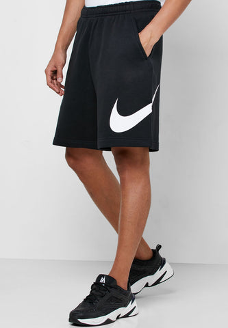 Nike NSW Club Shorts (Black) - BV2721-010 - soccerkingstore